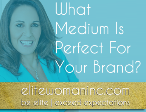 Which Medium Is Perfect For You?