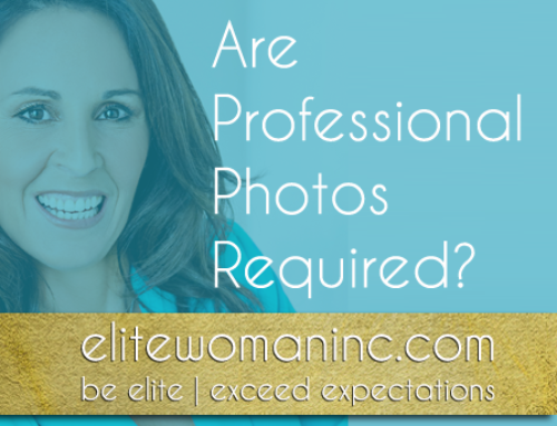 Do You Need Professional Photos?