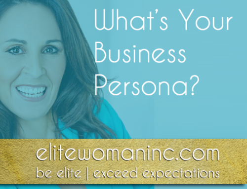 What's Your Business Persona