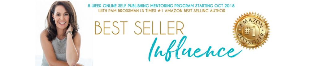 Best Seller Influence - Pam Brossman