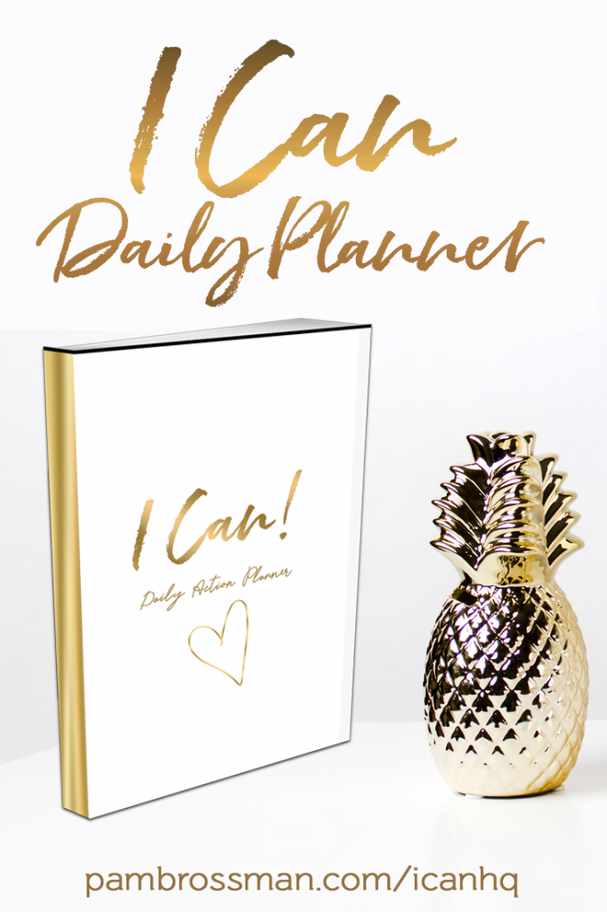 I Can Daily Planner