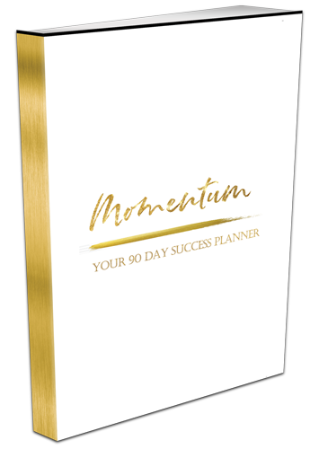 Momentum 90 Day Success Planner