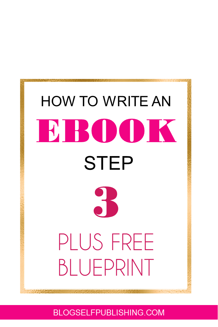 How To Write eBooks