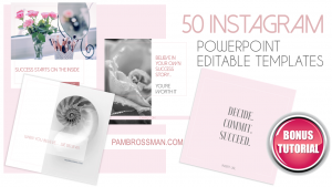 50 Instagram Templates