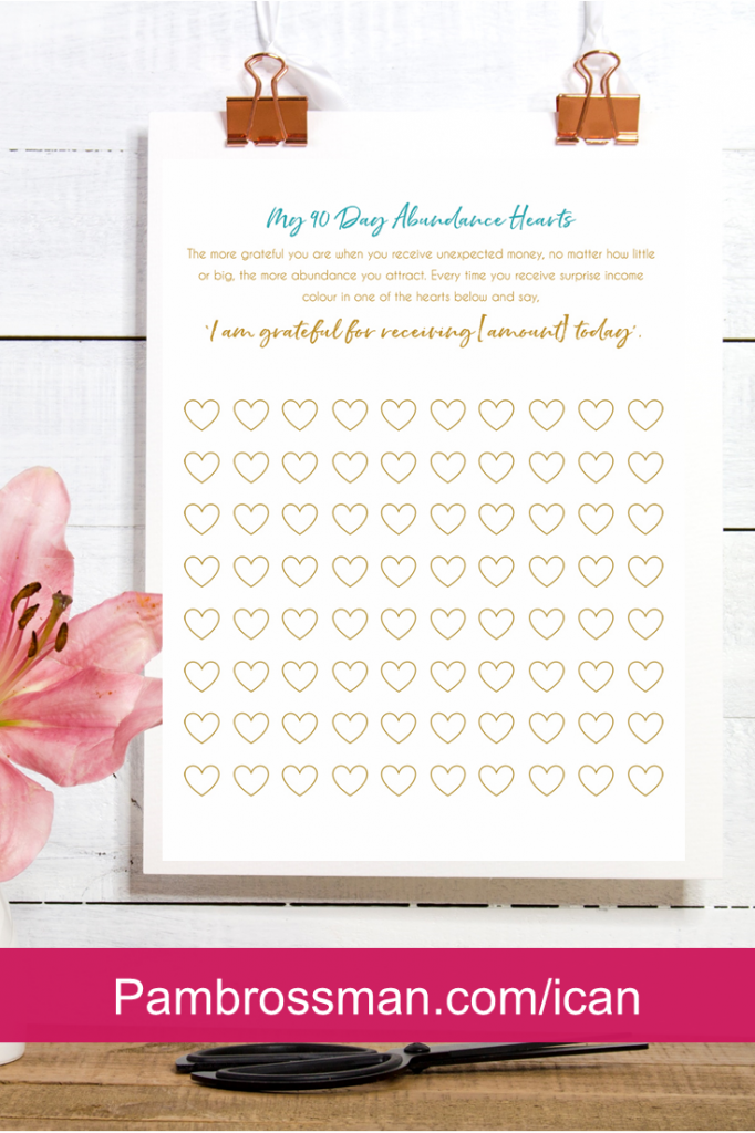 I Can Printable Planner