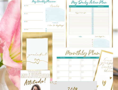 Your Daily Success Momentum Planner
