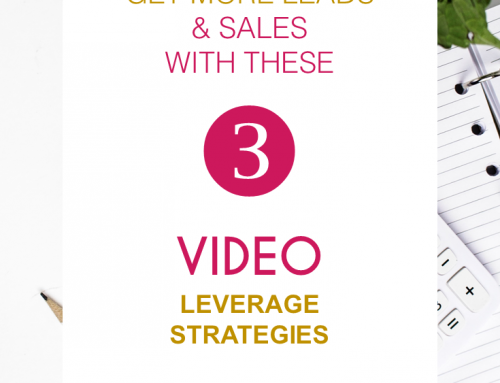 3 Video Marketing Strategies