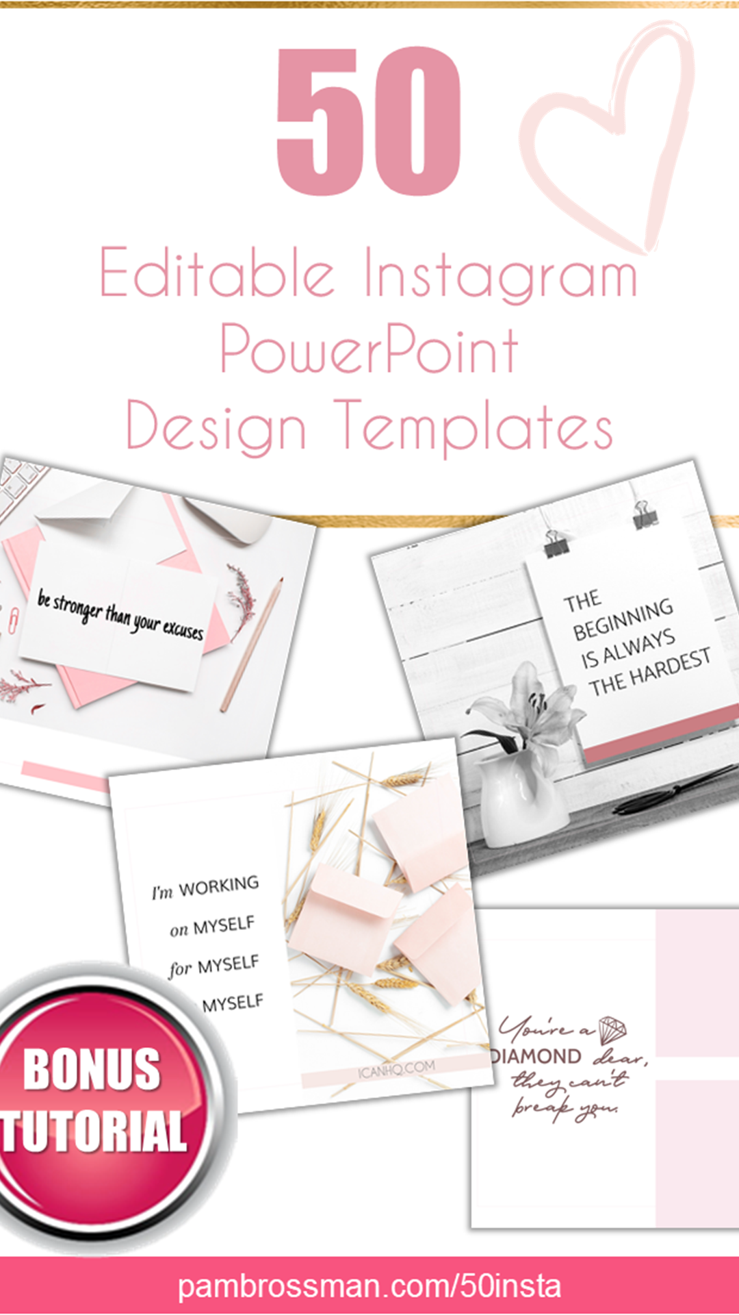 Instagram Design Layouts