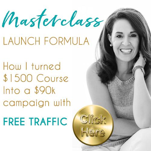 Masterclass Launch Formula