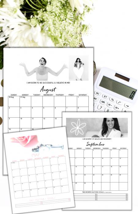 2020 editable calendar template