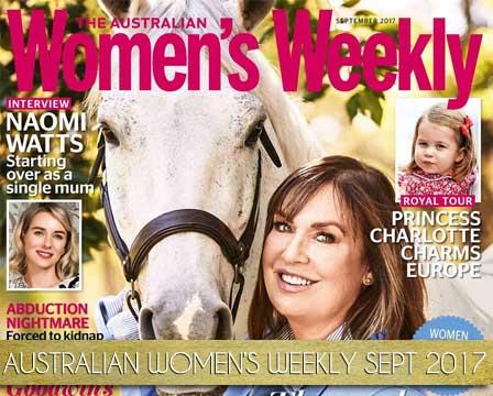 Australian Women's Weekly Pam Brossman
