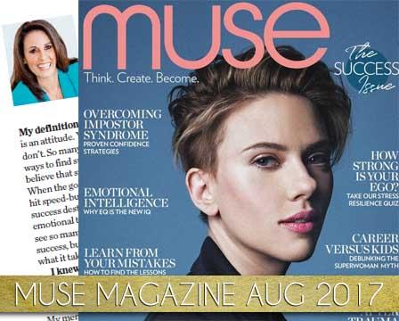 Muse Magazine Pam Brossman
