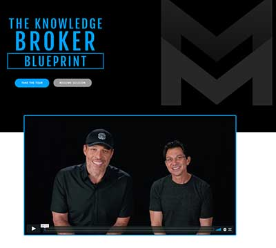 Knowledge Broker Blueprint Bonuses