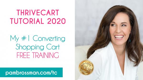 Thrivecart Tutorial 2020