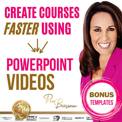 Create Courses Faster With Powerpoint Videos