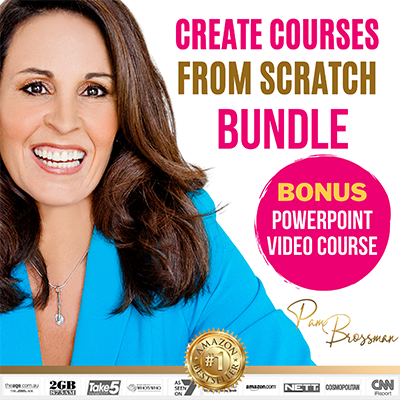Create Courses From Scratch