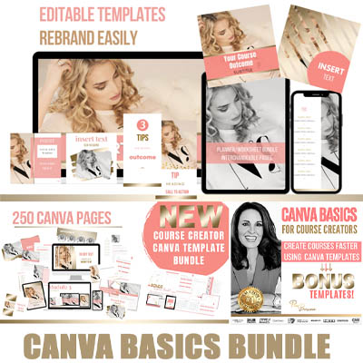 Canva Basics Bundle