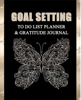 Goal Setting Journal