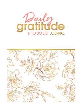 Daily Gratitude To Do List Pam Brossman