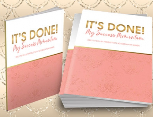 It Is Done Success Momentum Planner