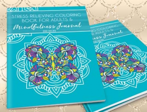 Adult Coloring Mindfulness Journal